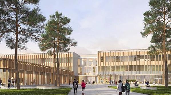 Collèges – Département de Gironde (33)