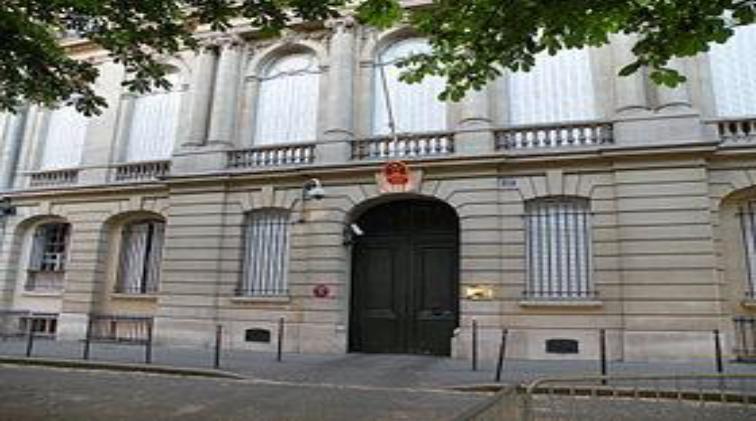 Consulat de Chine – Paris (75)
