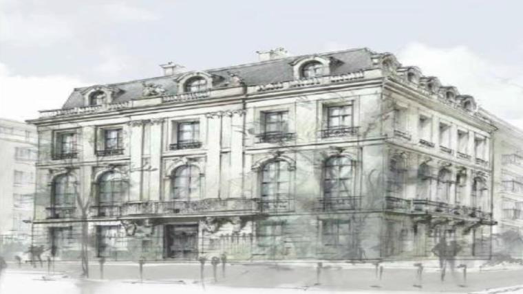 Consulat et Ambassade – Paris (75)